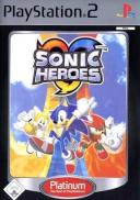 Sonic Heroes (Gamme Platinum)