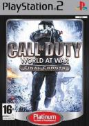 Call of Duty : World at War Final Fronts (Gamme Platinum)