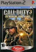 Call of Duty 3 : en Marche vers Paris (Gamme Platinum)