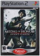 Medal of Honor : Avant-Garde (Gamme Platinum)