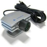 SONY PS2 EyeToy USB Camera Silver