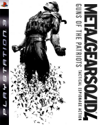 Metal Gear Solid 4 : Guns of the Patriots - Edition collector