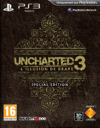 Uncharted 3 : L'illusion de Drake - Edition Spéciale