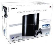 PS3 Fat 80 Go (Piano Black)