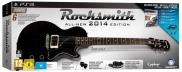 Rocksmith 2014 - Bundle (Jeu + Guitare + Cable)