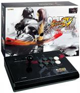 PS3 MadCatz Arcade Fightstick Tournament Edition S Black - Super Street Fighter IV