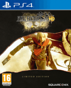 Final Fantasy Type-0 HD - Steelbook Limited Edition
