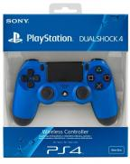 SONY PS4 Wireless Controller DualShock 4 bleue