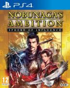 Nobunaga's Ambition: Sphere of Influence