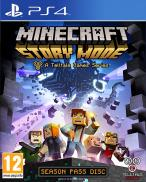 Minecraft : Story Mode: A Telltale Games Series - Season Disc