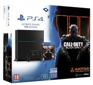 PS4 1To - Pack Call Of Duty: Black Ops III (Jet Black)