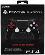 SONY PS4 Wireless Controller DualShock 4 Dark Vader Edition