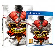Street Fighter V - Edition Steelbook