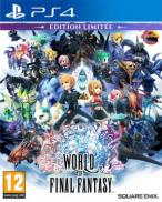 World of Final Fantasy - Edition Limitée