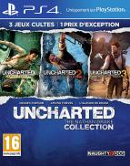 Uncharted: The Nathan Drake Collection - 3 Jeux Cultes . 1 Prix d'exception