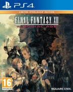 Final Fantasy XII: The Zodiac Age - Steelbook Edition Limitée