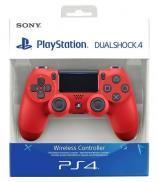 SONY PS4 Wireless Controller DualShock 4 rouge V2