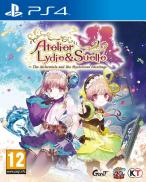 Atelier Lydie & Suelle: ~The Alchemists and the Mysterious Paintings~