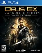 Deus Ex: Mankind Divided - Edition Day One
