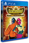 Guacamelee! Super Turbo Championship Edition (limited run Drinkbox Studios 3800 ex.)