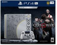 PS4 Pro 1To - God of War Edition Spéciale Limited Edition