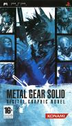 Metal Gear Solid : Digital Graphic Novel