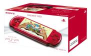 PSP Slim & Lite Value Pack Radiant Red