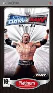 WWE SmackDown vs Raw 2007 (Gamme Platinum)