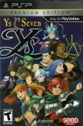 Ys Seven (Premium Edition) (US) - (Drama CD Limited Edition) (JP)