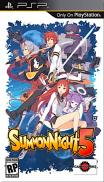 Summon Night 5 - Limited Edition PSP Physical+Digital Edition PSP