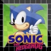 Sonic The hedgehog (Playstation Store)