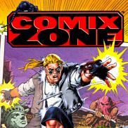 Comix Zone (PS Store)