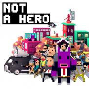 Not A Hero (PSN PS4)