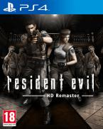 Resident Evil HD Remaster (PS Store PS4)