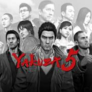 Yakuza 5 (PSN PS3)