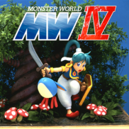 Monster World IV (PSN PS3)