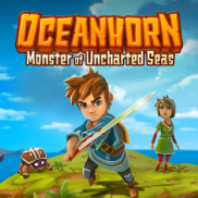 Oceanhorn: Monster of Uncharted Seas (PSN PS4)