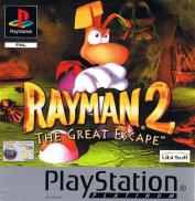 Rayman 2: The Great Escape (Gamme Platinum)