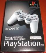 SONY PS1 Manette blanche