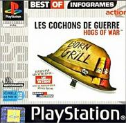 Les Cochons de Guerre : Hogs of War (Best of Infogrames)