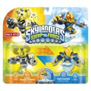 Skylanders: Swap Force (Double Pack) Nitro Magna Charge + Free Ranger S1