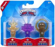 Skylanders: Trap Team (Traps Pack) Tech Scepter + Magic Logholder + Earth Orb