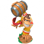 Skylanders Donkey Kong - Série 1 Turbo Charge (SuperChargers)