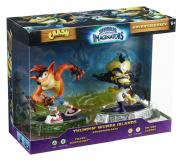 Skylanders: Imaginators (Adventure Pack) Thumpin'Wumpa Islands Crash Bandicoot + Dr. Neo Cortex
