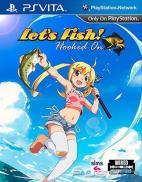 Let's Fish! Hooked On (PSN EU-US) - Let's Try Bass Fishing (JP) version boite