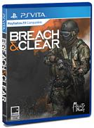 Breach & Clear - Limited Edition (Edition Limited Run Games 1500 ex.)