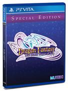 Dragon Fantasy The Black Tome of Ice - Special Edition (Edition Limited Run Games 3000 ex.)
