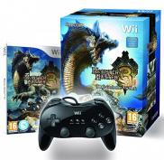 Monster Hunter 3 Classic Controller Pro Pack