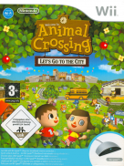 Animal Crossing : Let's go to the City (Jeu + Wii Speak)