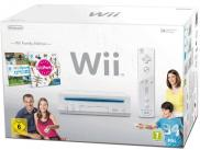 Nintendo Wii Blanche - Pack Wii Family Edition (Wii Sports/Wii Party)